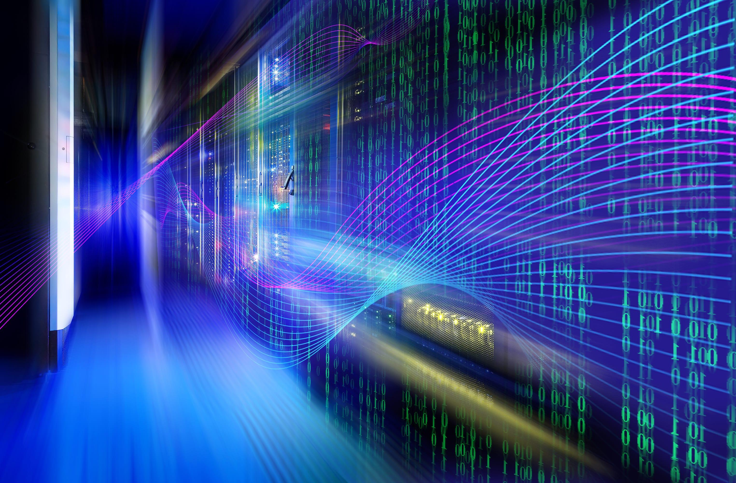 Technology Networking Servers