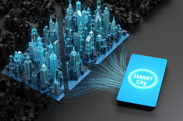 Smart City Concept Using Government IoT Integration | Software AG Government Solutions