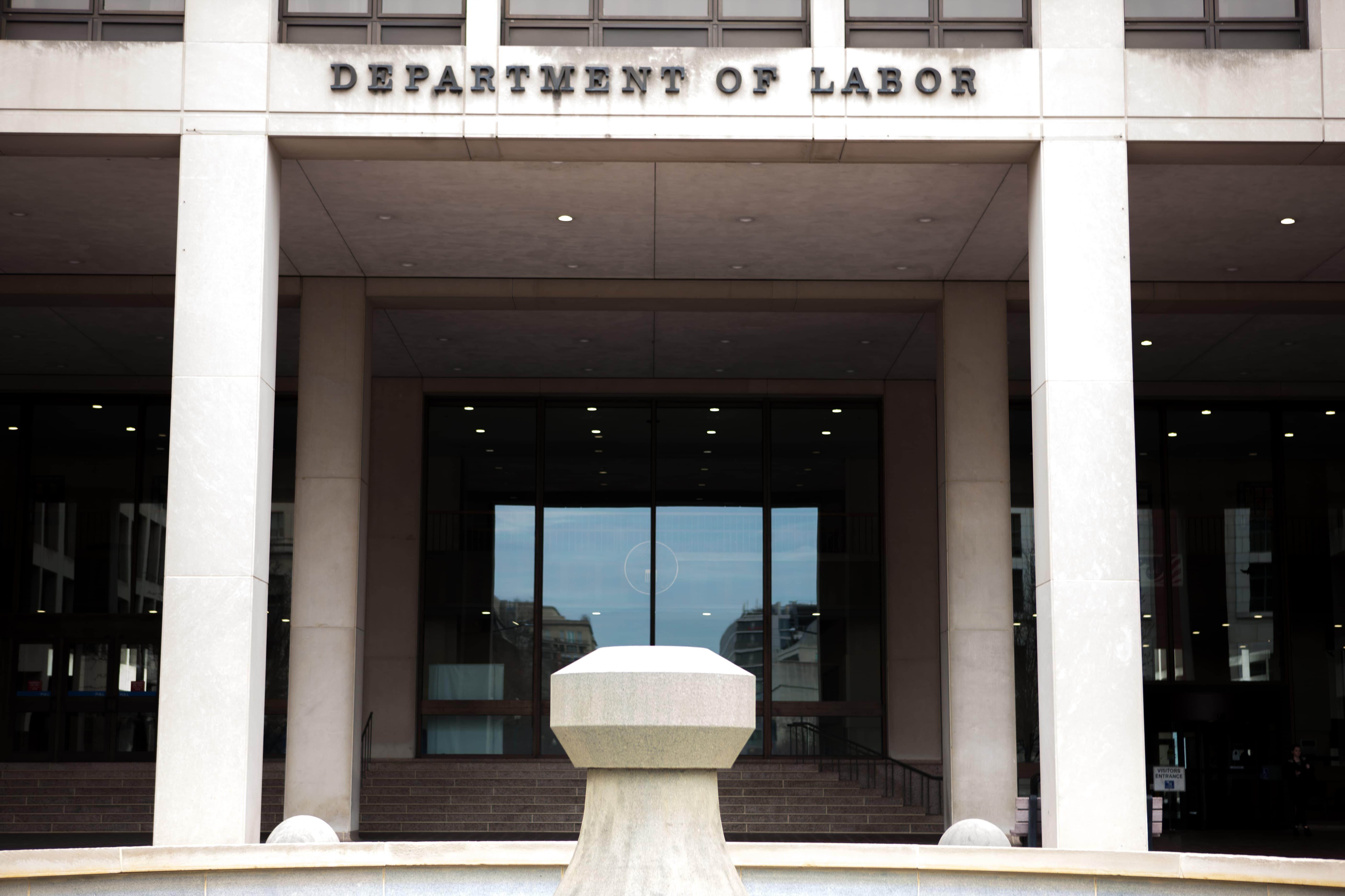 U.S. Department of Labor Building