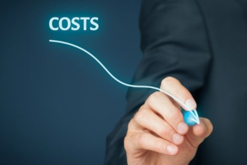 Lowering Costs Graphic | Software AG Government Solutions