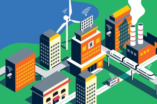 How Government IoT Can Improve Cities | Software AG Government Solutions