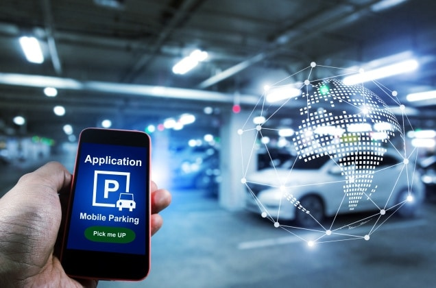 IoT Solutions on Mobile | Smart Parking | Software AG Government Solutions